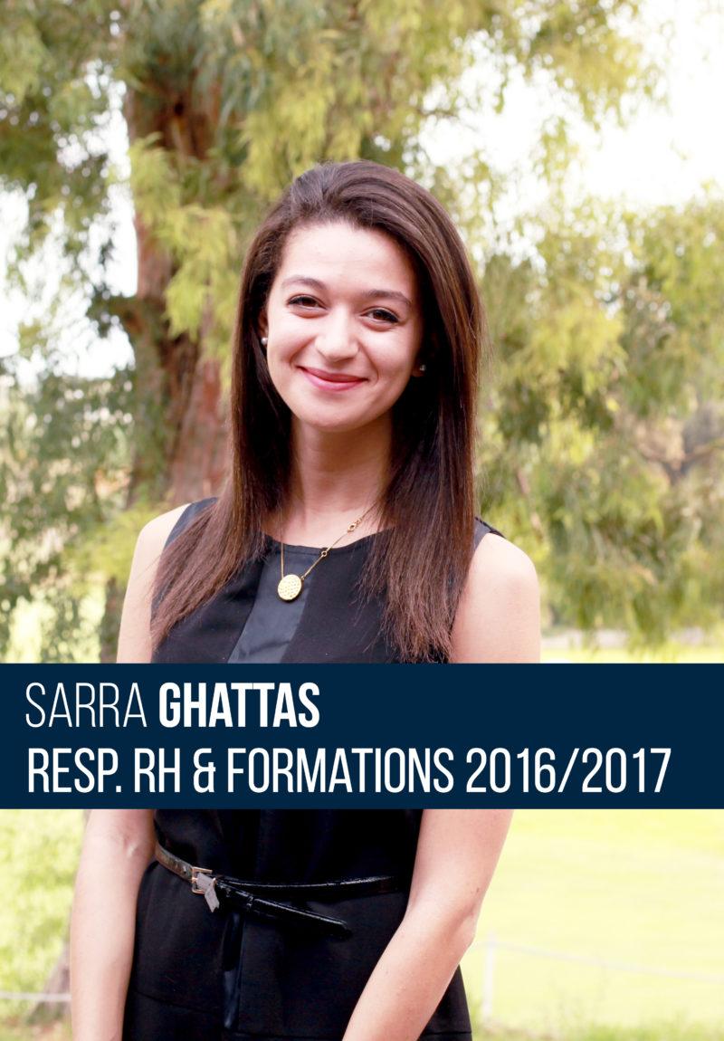 sarra ghattas