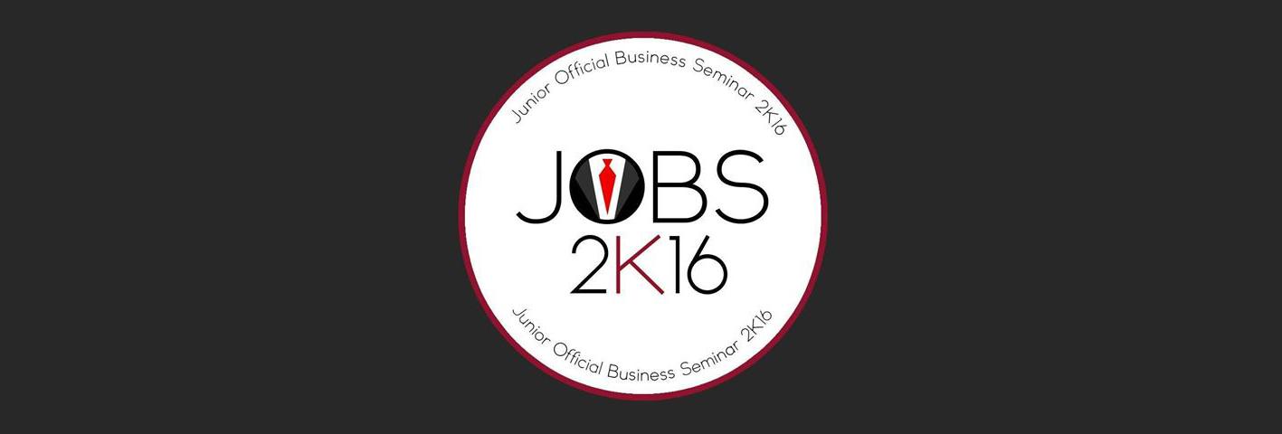 Logo JOBS 2016