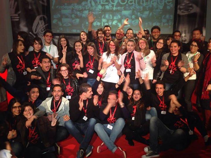 Equipe TEDx IHEC Carthage