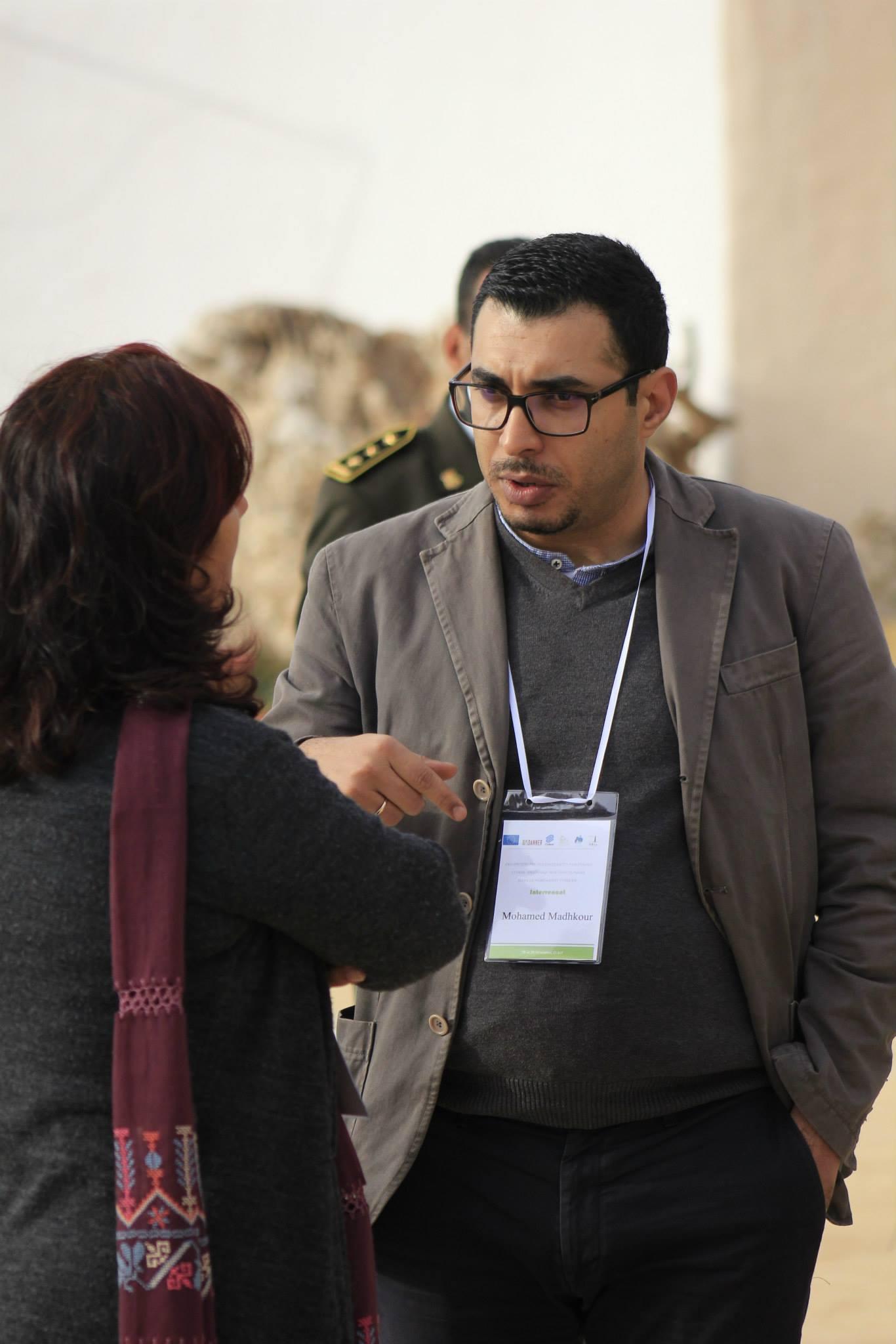 Mohamed Madhkour MMT