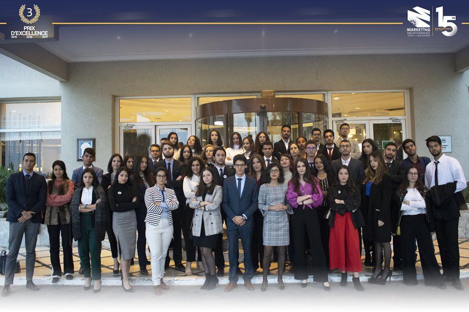 Marketing Méditerranée Tunisie 2019 2020