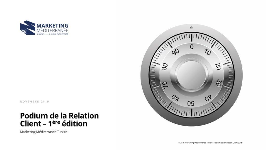 MMT - Podium de la Relation Client 2019