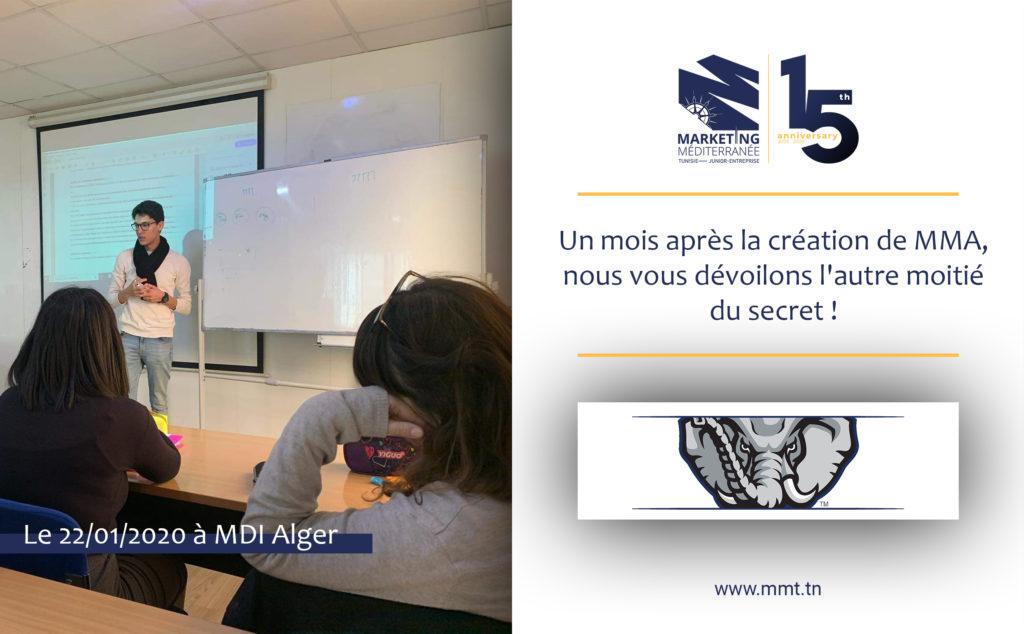 Marketing Méditerranée Algérie